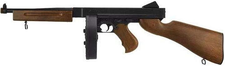 Well airsoft m4 d4805 plastica abs/elettrica (0.5 joule) semi/full automatica tiro a raffica B08C5LQGZM