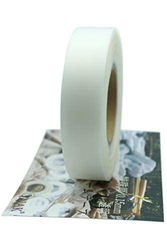 YNAK シームテープ テント ザック タープ シート 補修 リペア 防水 対策 厚地用 透明 特殊厚0.15mmテープ QH015-04 幅20mm×30m or 50m 幅25mm×20m or 40m 幅35mm×20m or 50mm (厚0.15