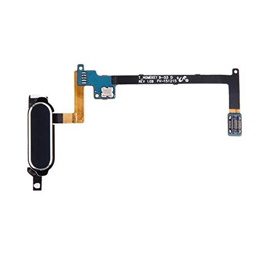 un known Enviar Después de la Prueba Botón de Inicio para Galaxy Note 4 / N910F Accesorio (Color : Black)