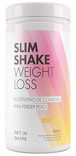 SLIM SHAKE batidos sustitutivos de comida – Batidos para adelgazar - Sabor...