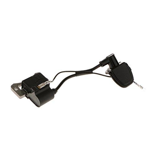 Preisvergleich Produktbild Sharplace Mini Moto Zündspule für alle luftgekühlten 47cc & 49cc Mini Pocket Bike Motoren