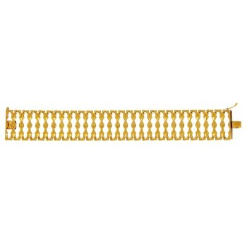 AvenueDuBijou - Bracelet Egyptien Or 18 Carats