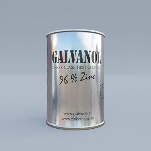 GALVANOL, Lata de galvanizado en frio 2kg