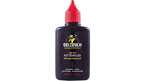 Atlantic Unisex– Erwachsene 3775 Kettenfluid, schwarz, 50 ml