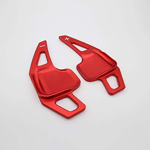 Ztxhsza para BMW 3 4 5 6 Series F10 F30 i8 Aluminio Auto Car Steering Wheel Shift Paddle Blade Shifter Extension