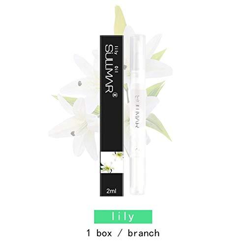 Nail Nutrition Oil Pen Cuticle Revitalizer Oil Anti Agnail Nail Treatment Portable Beauty Tool for Women