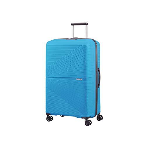 Carro Rigido 77cm 4 Ruote Grande | American Tourister Airconic | 88G003-Sporty Blue