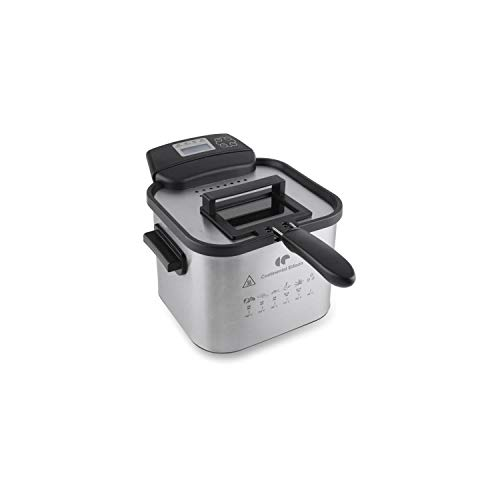 CONTINENTAL EDISON CEFR25IND Friteuse 2,5L