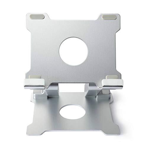 Soporte para Tableta Soporte De Tableta De Aluminio Ajustable para Computadora Portátil De 15 PulgadasLigero para La Oficina (Size:One Size; Color:Silver)