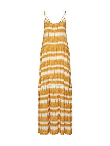 nümph Damen Kleid NYALYONA gelb L (40)