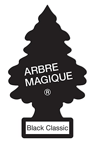 D�sodorisant Arbre Magique Black Classique
