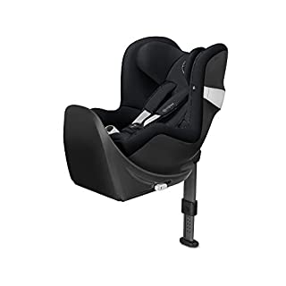 Cybex Sirona M2 i-size - Silla de Coche, Grupo 0+/1, desde el Nacimiento hasta los 4 años, de 45 cm hasta 105 cm aproximadamente, 18 kg máximo, con base M, Negro (Urban Black) (B07GLD8D8M) | Amazon price tracker / tracking, Amazon price history charts, Amazon price watches, Amazon price drop alerts