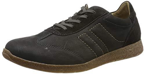 Josef Seibel Hombre Zapatos de Cordones Bruno 01, de Caballero Calzado Deportivo,Zapatos Bajos,Zapatillas de Calle,Titan,44 EU / 9.5 UK 🔥
