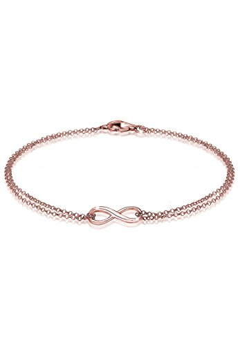 Elli Armband Damen Infinity Trend Symbol in 925 Sterling Silber