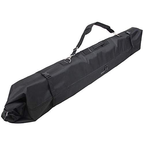 VAXPOT(バックスポット) スキーケース 145~180cmまで対応 【長さ調節機能 保護パッド入り】 VA-3290 BLK フリーサイズ