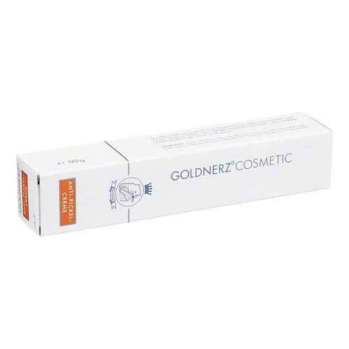 GOLDNERZ Anti Pickel Creme 50 g