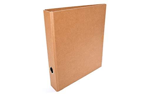 Ordner DIN A4 (Öko-Natur Recyclingpapier) made in Germany