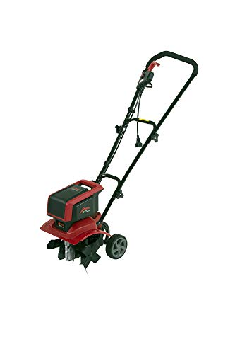 Mantis 3550 Electric Tiller/Cultivator, One Size, Green &...