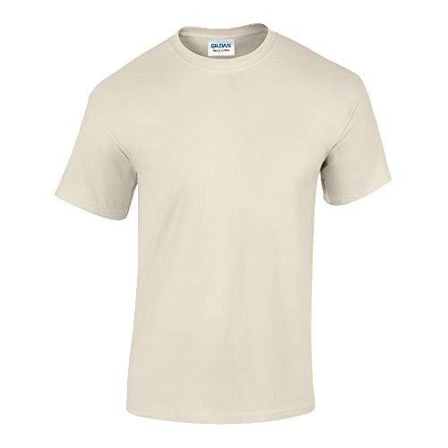 Gildan - Heavy Cotton T-Shirt '5000' / Natural, 5XL