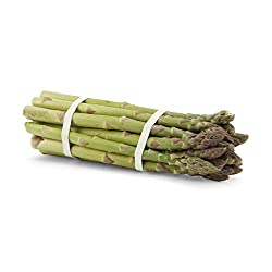Asparagus Green Whole Trade Guarantee Organic, 1 Bunch