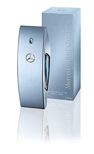Mercedes CLUB FRESH MEN EDT SPRAY, 100 ml
