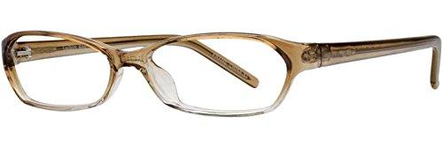 GALLERY Eyeglasses RAE Tan 49MM