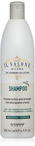 Il Salone Milano Professional Keratin Shampoo for Very Damaged Hair - Reconstruction,...