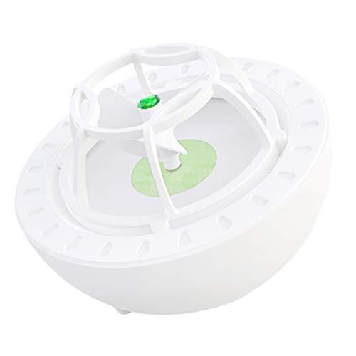 perfk 5V 2A Lave-Vaisselle à évier à Lave-Vaisselle à Ondes Automatiques Tout Usage - Rouge - Vert