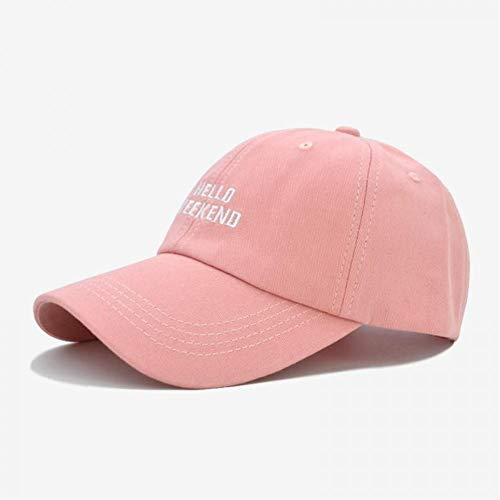 Vita&kki Snapback Caps Summer Baseball Cap Femmes Broderie Lettre Chapeaux Unisexe Hip Hop Bone Casual Sport Hat