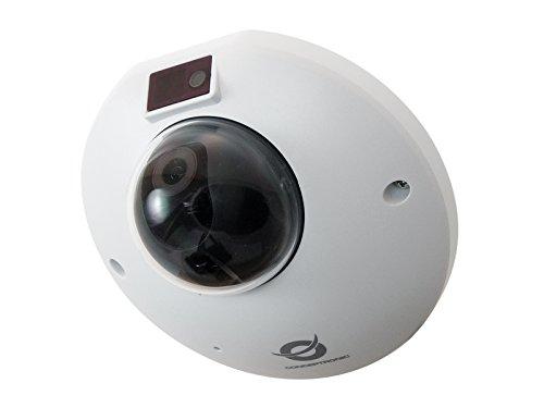 Conceptronic CPOECAMD36 Cámara de seguridad IP Interior Almohadilla Techo/pared 1600 x 1200 Pixeles - Cámara de vigilancia (Cámara de seguridad IP, Interior, Alámbrico, Almohadilla, Techo/pared, Blanco)