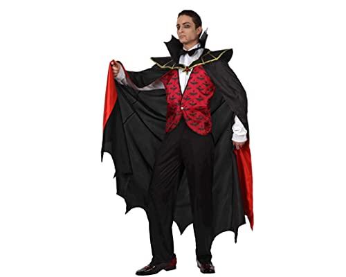 Atosa Déguisement Homme Vampire Dracula