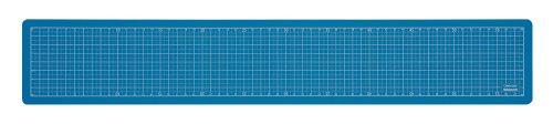 ナカバヤシ カッターマット 折りたたみカッティングマット A2 1 4 ダークブルー CTMO-A201-DB