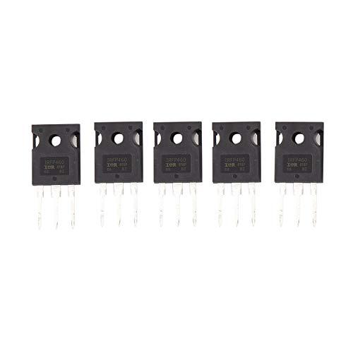 REFURBISHHOUSE 5 StüCke 5X IRFP460 20A 500 V Power MOSFET N-Kanal Transistor