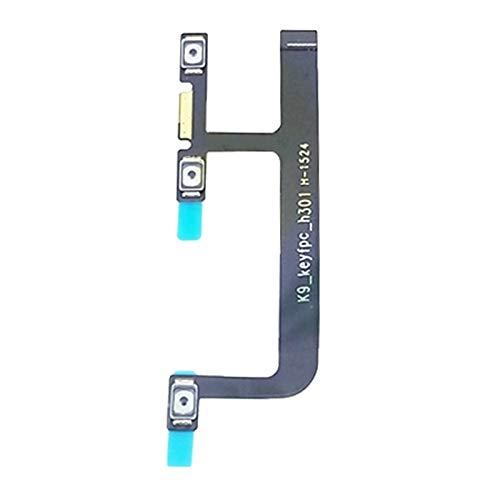 Liluyao Partes móviles Lenovo ZUK Z1 Botón de Encendido y botón de Volumen Flex Cable