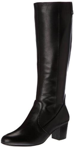 Rockport Phaedra Tall Boot, Bottes femme, Noir (Black), 38.5