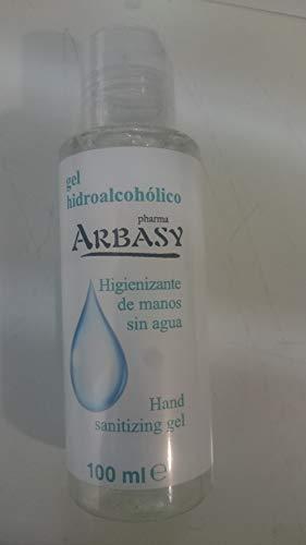 Aldem L3- 59,  Gel Hidroalcohólico Arbasy 100 ml