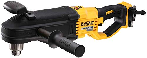 DEWALT DCD470N-XJ Cordless Angle Drill 54V, Black/Yellow, 54 V