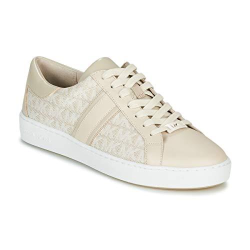 MICHAEL MICHAEL KORS KEATON STRIPE Sneakers dames Beige Lage sneakers