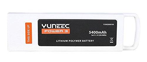 Yuneec 5400mAh 3-Cell / 3S 11.1V LiPo Akku mit Gehäuse für Typhoon Q500