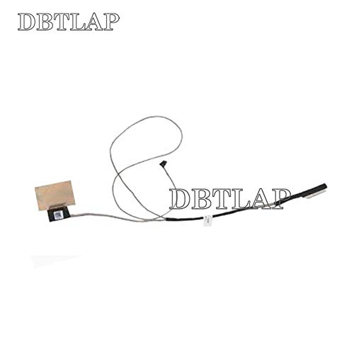 Almencla Metal LCD Display Screen Cable Replacement Compatible for ASUS UX305LA UX305FA UX305 DC020026Y0S PN DC020026Y0S