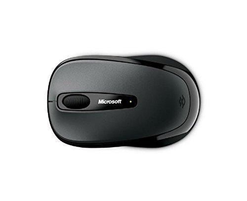 Microsoft Wireless Mobile Mouse 3500 schwarz/Grau