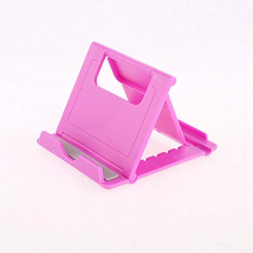 Universal Table Cell Phone Support Holder For Phone Desktop Stand For Iphone 7 8 X Tablet Holder Mount For Ipad Mini 9.7 Inch,Style 2 Purple