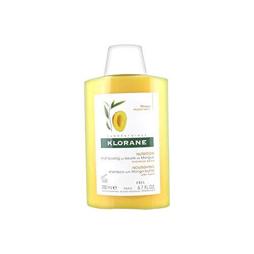 Klorane Champú a la Manteca de Mango - 200 ml