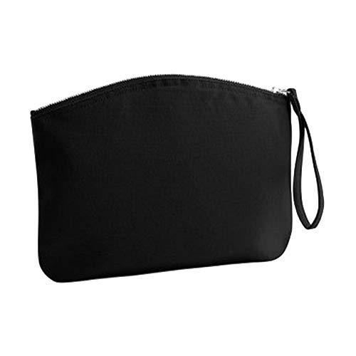 Westford Mill EarthAware kleine Handtasche Öko (L) (Schwarz)