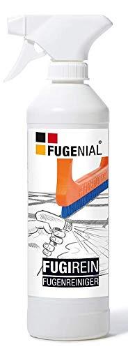 FUGENIAL Fugirein Fugenreiniger, 500 ml, reinigt Fugenfliesen effektiv & entfernt Schimmel oberflächlich
