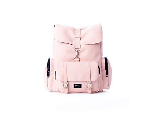 Spiral Chelsea Backpack - Rose Rucksack 34 Centimeters 12 Pink