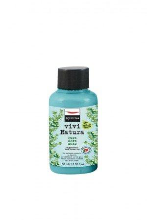 pure soft musk shower gel 60 ml