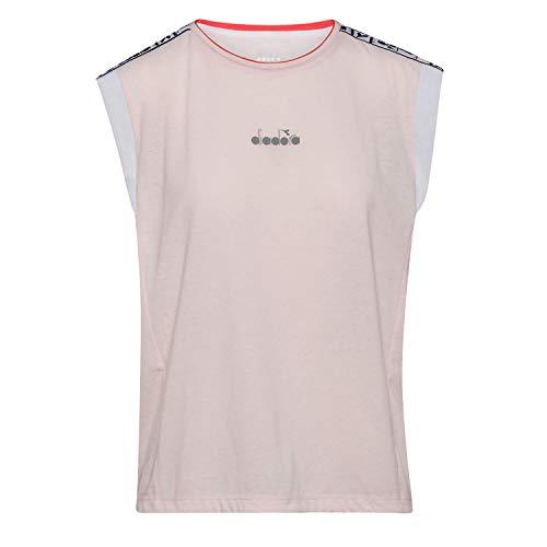 Diadora SS - Camiseta BE One, beige, L