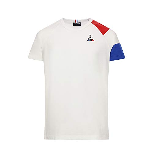 Le Coq Sportif Bat tee SS N°2 Camiseta, Unisex niños, New Optical...