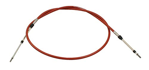 EMPI 16-2076 HD THROTTLE CABLE, 6 FT LENGTH, VW Sand Rail, Buggy, Off Road Car, Baja, Dune Buggy
